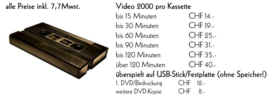 audio video kassetten digitalisieren lassen. Black Bedroom Furniture Sets. Home Design Ideas